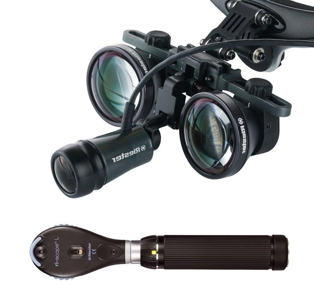 Instrumental necesario para oftalmología